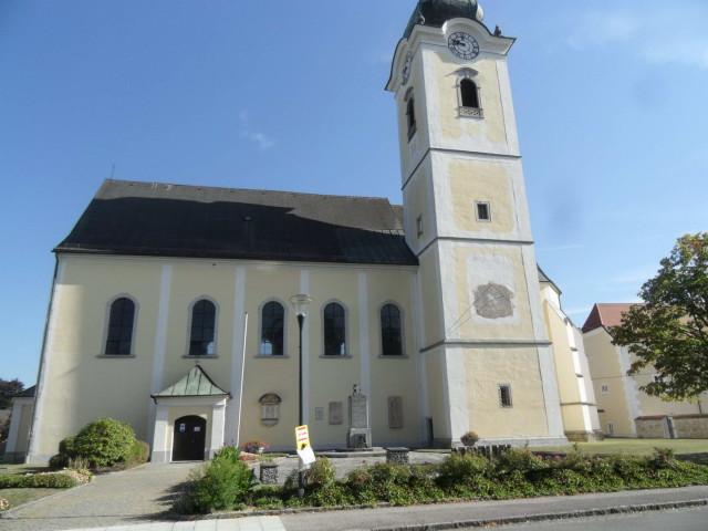 Hartkirchen Pfarrkirche