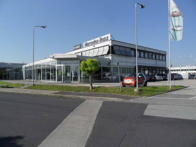 Verkaufsgeb ude dipl ing karl hartl for Autohaus linz