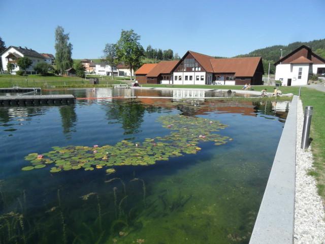 St.Veit/Mühlkreis Naturschwimmbad
